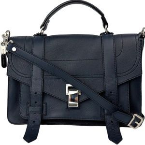 Proenza Schouler PS1 Iconic leather bag
